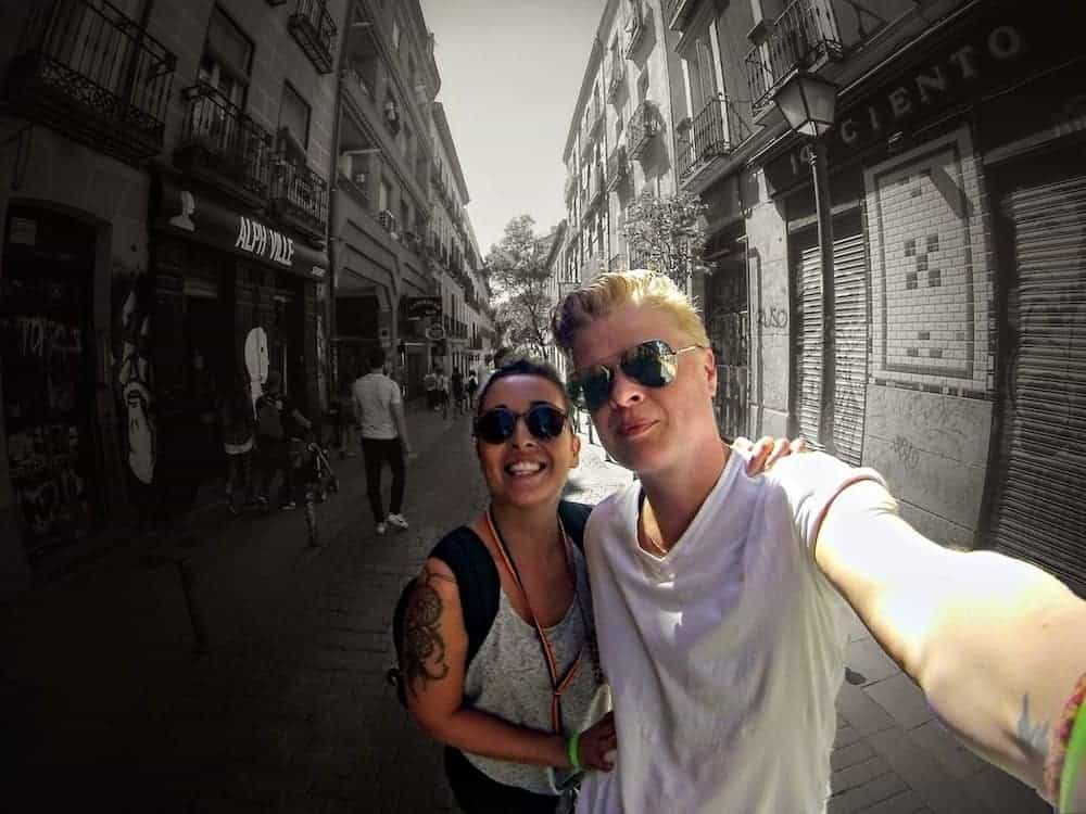 Lesbian Blog and Lesbian Travel - Only Once Today