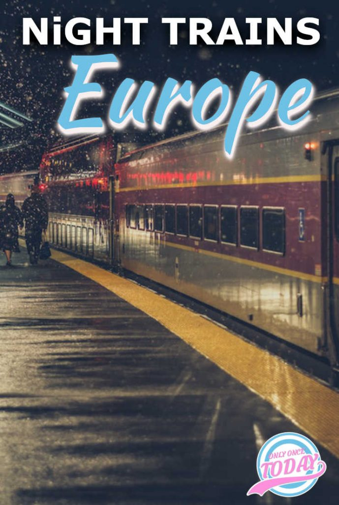 Night Trains in Europe - All you need to know!
