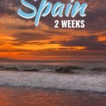 Spain by rail in 2 weeks