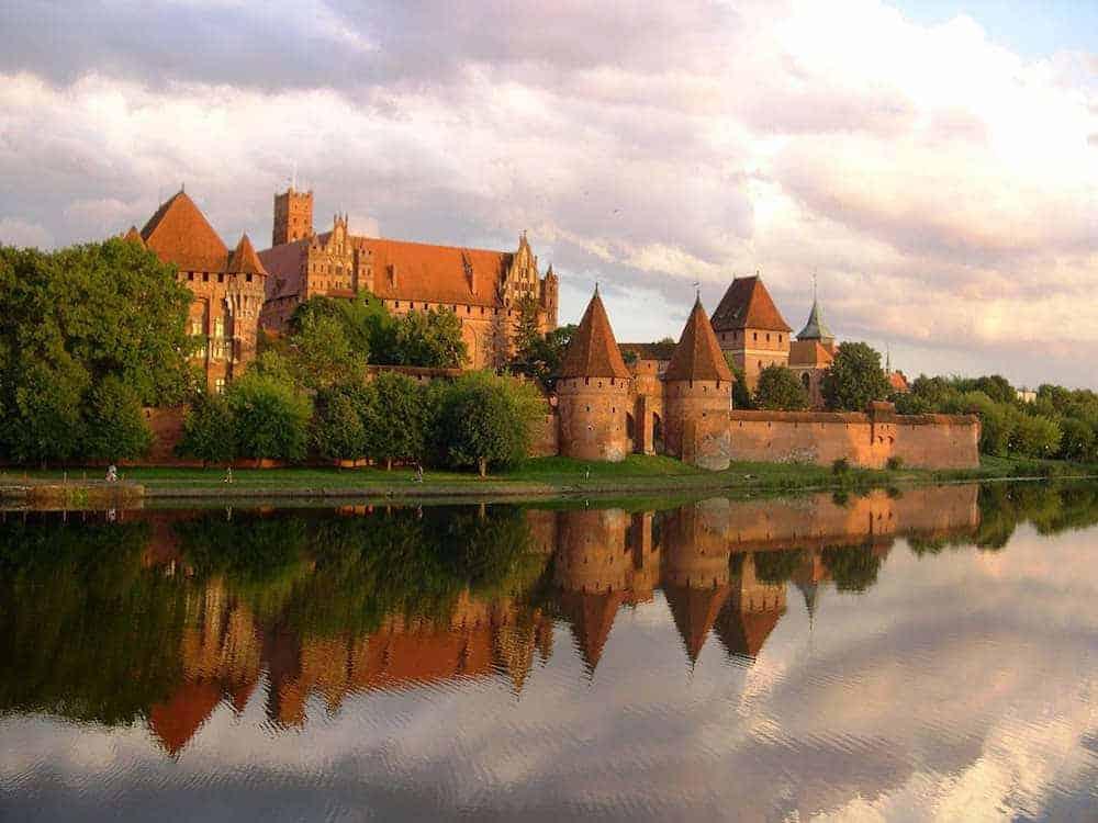 3 days in Gdansk - Malbork Castle