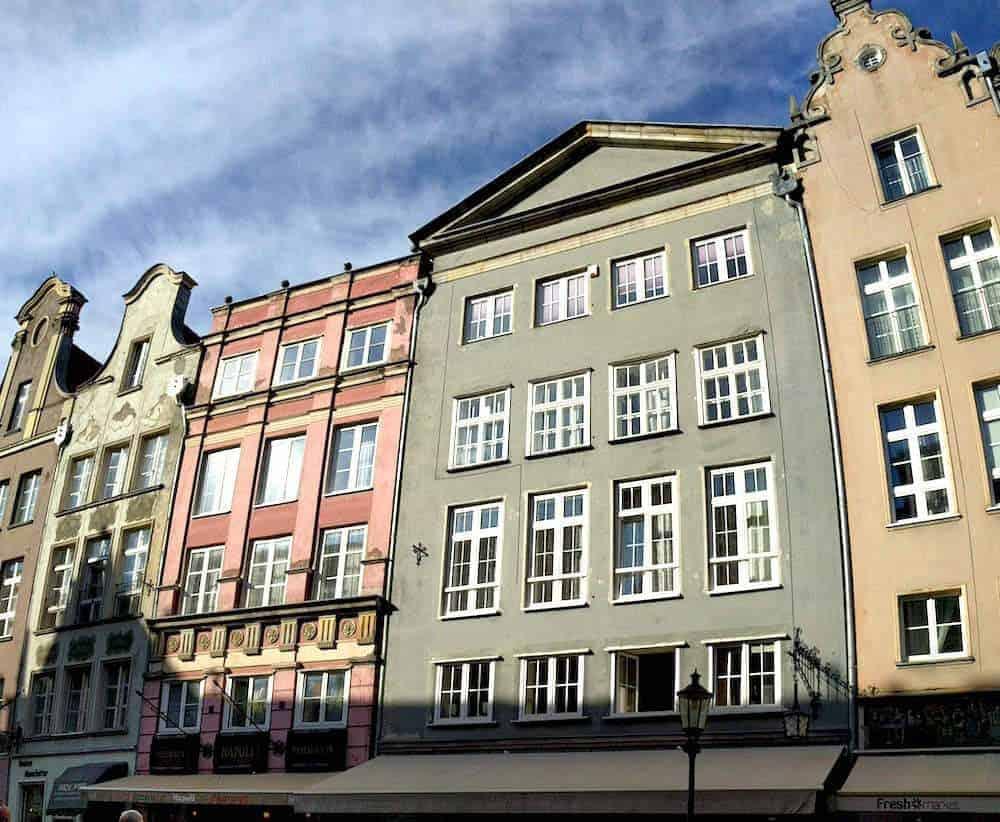 3 days in Gdansk - Dluga Street