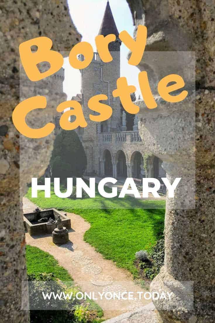 Bory Castle Székesfehérvár Hungary