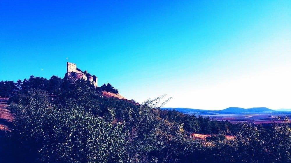 Boldogko Castle Hungary
