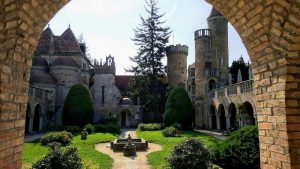Bory Castle - Fairytale castle in Hungary