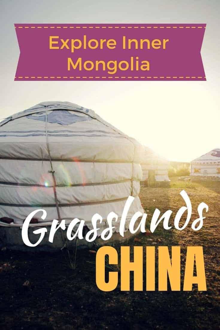 Grassland Inner Mongolia - China