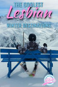 Lesbian winter destinations in Europe