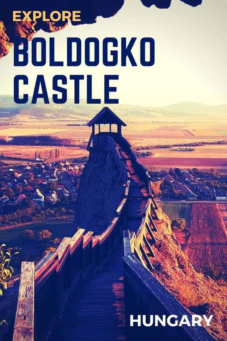 Boldogko Castle - Hungary