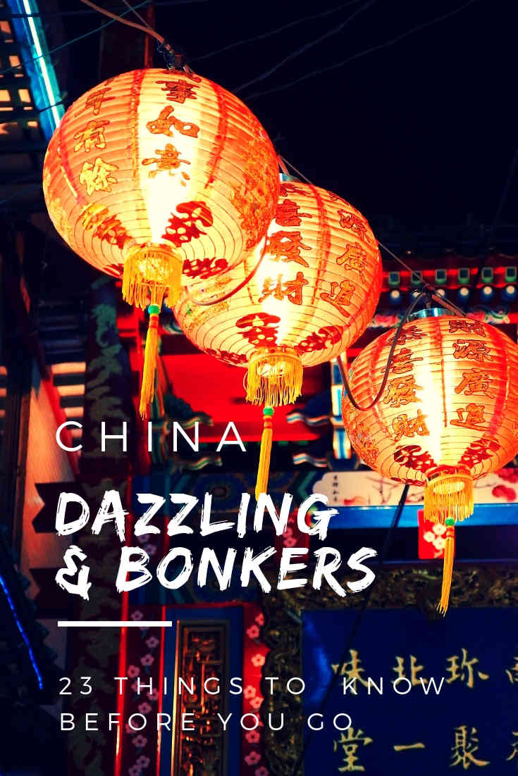 23 Things you should know before visiting China
