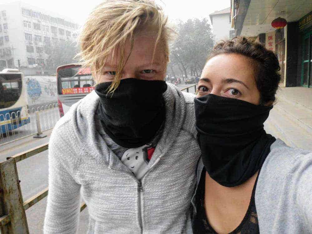 China Pollution - Things to know before traveling to China