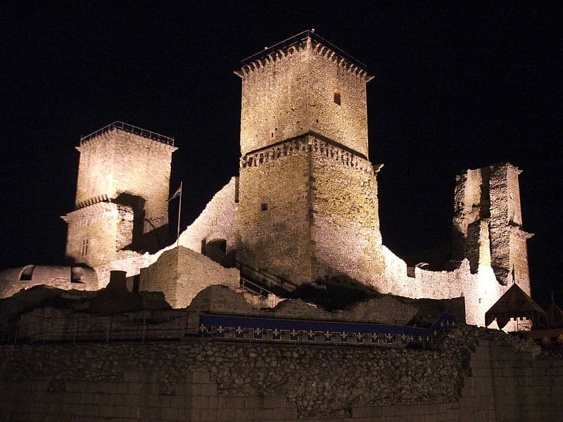 Diosgyor Castle - Most Beautiful Castles in Hungary