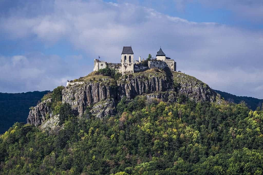 Fuzer Castle - Most Beautiful Castles in Hungary