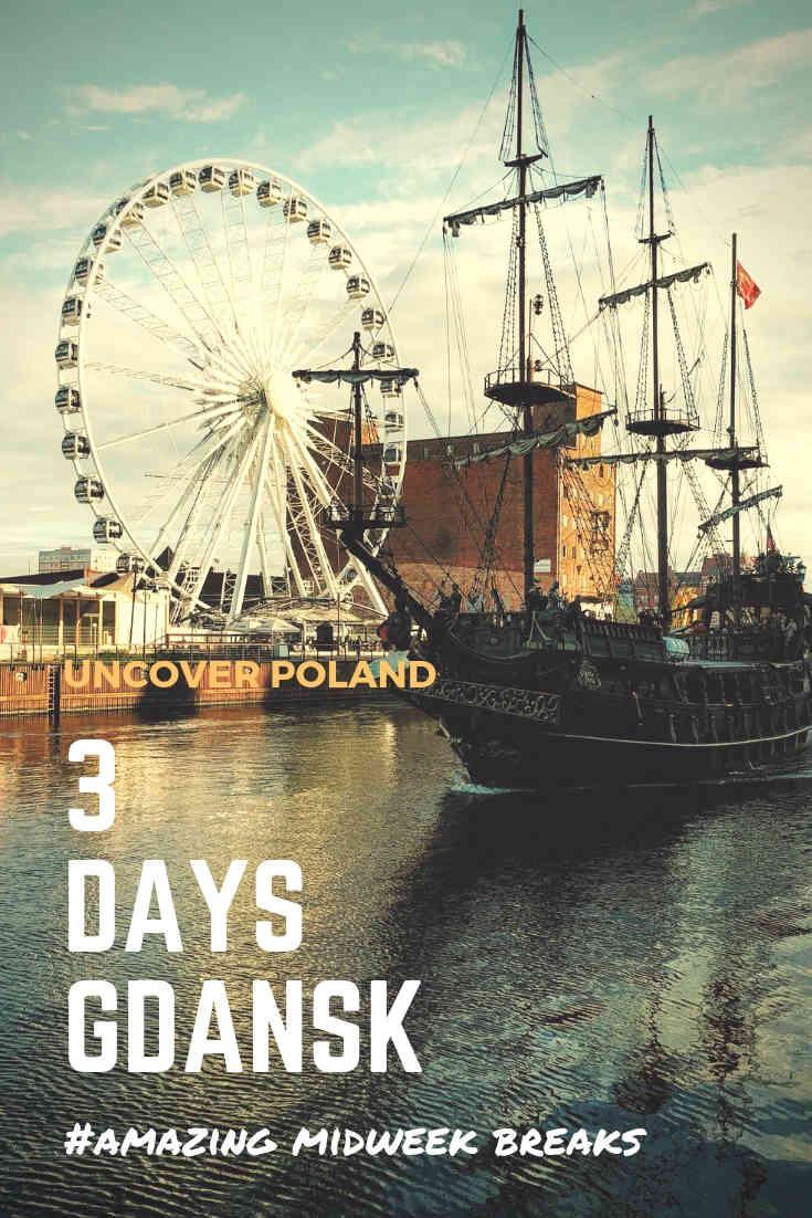 3 Days in Gdansk - Amazing midweek breaks