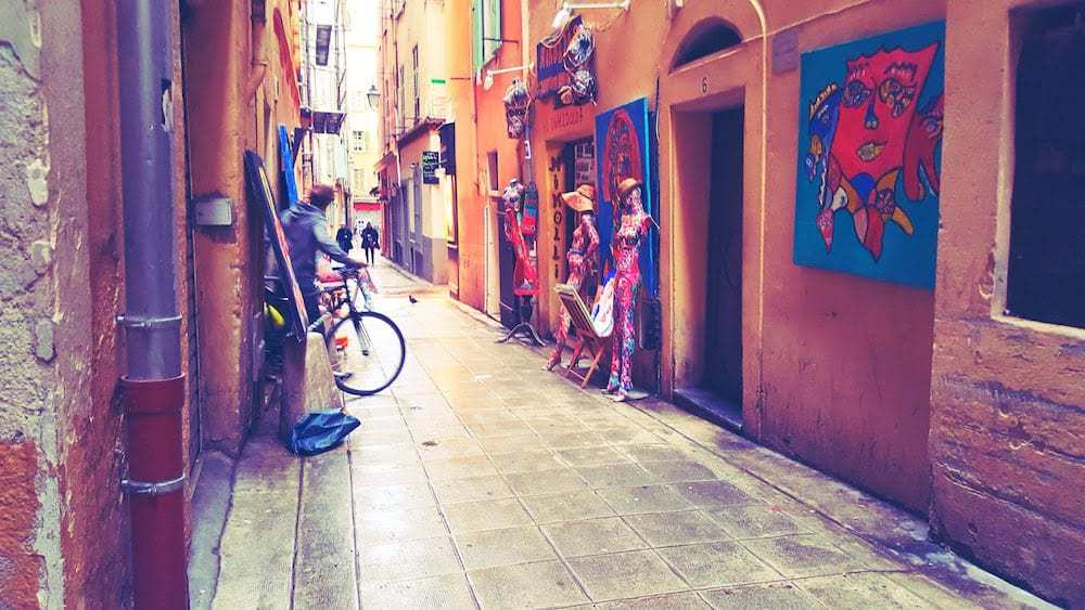 Oude Stad Nice - Stedentrip Nice