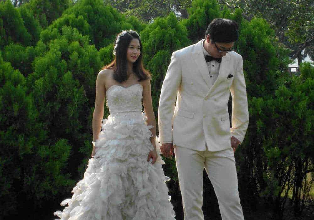 Voor-Huwelijksfotografie - Reistips China