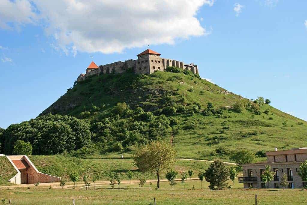 Kasteel van Sumeg - Imposante Kastelen in Hongarije