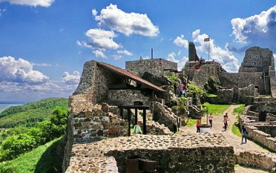 Szigliget Castle Hungary