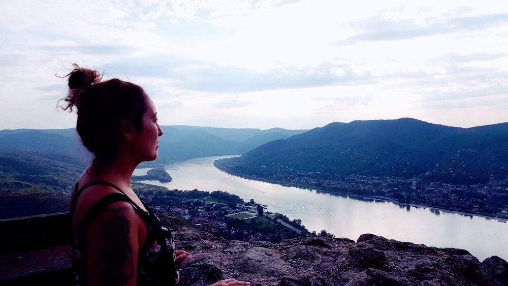 Stunning Views over the Danube Bend