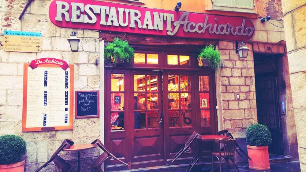 Acchiardo Restaurant - LGBTNice