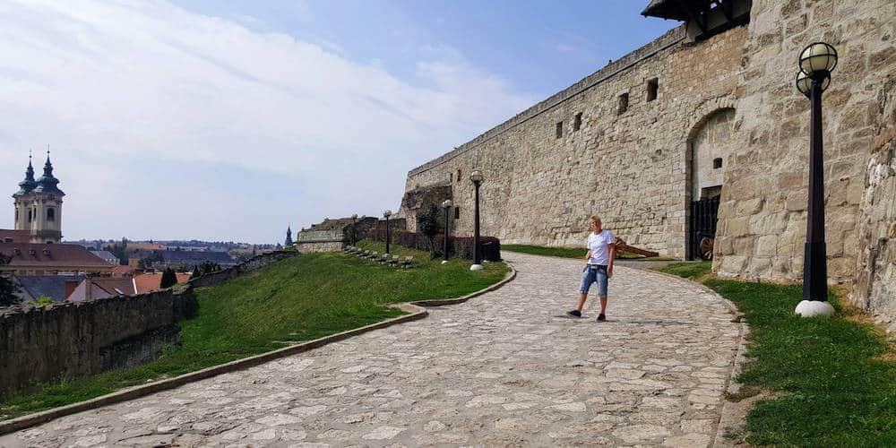 Eger Castle Hungary
