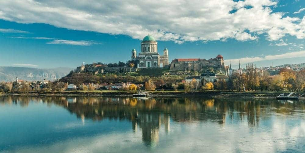 Esztergom Castle and Basilica