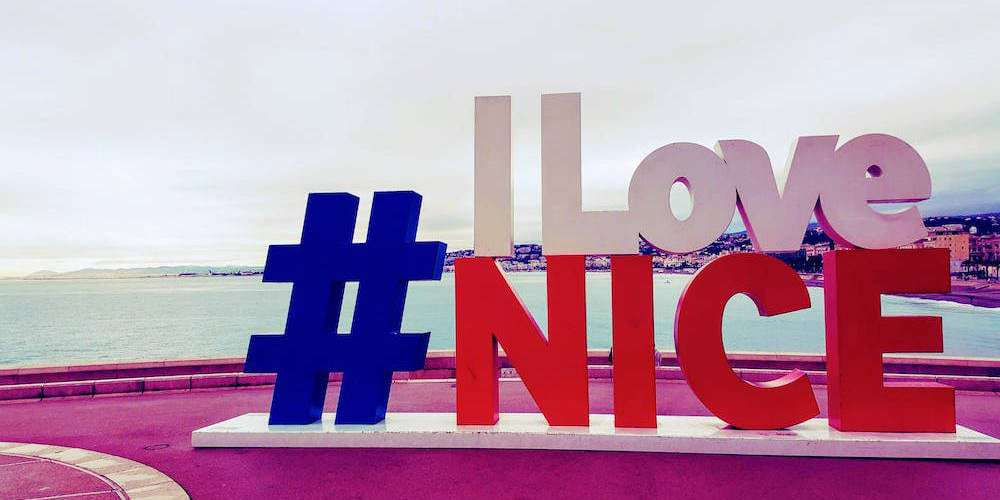 I love NIce sign