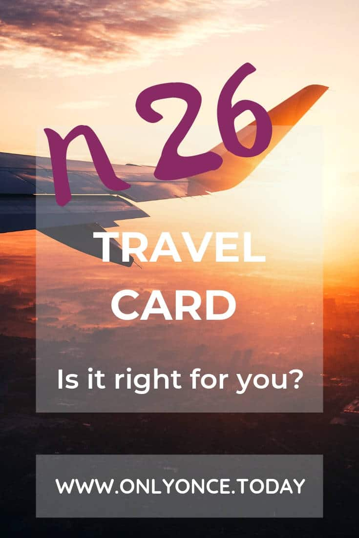 N26 Travel Card - Is N26 the best prepaid bank card for you? - Complete Review