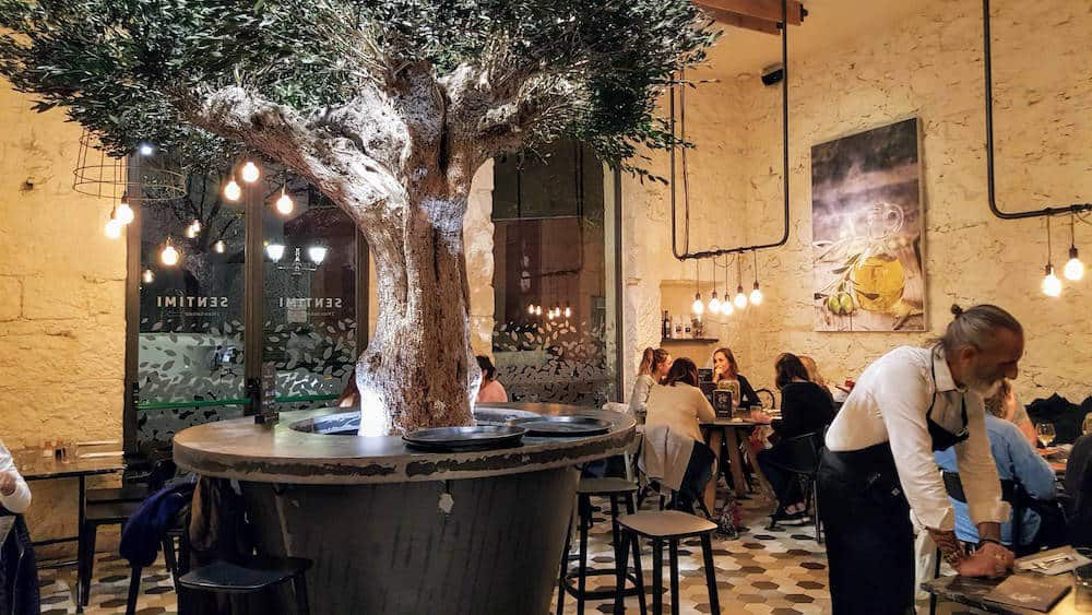Italian Restaurant Sentimi Nice - 3 days in Nice