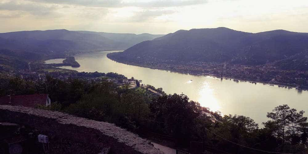 Visegrad Castle View