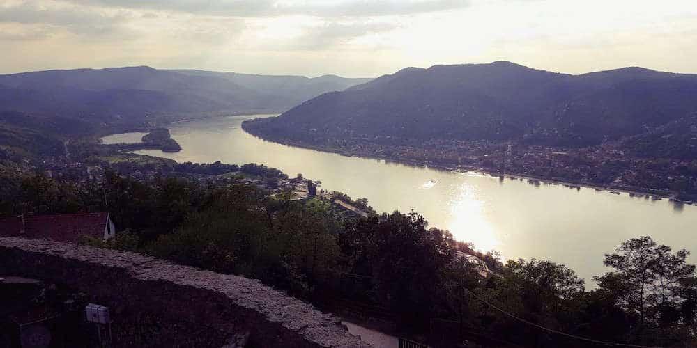 Visegrad Castle View