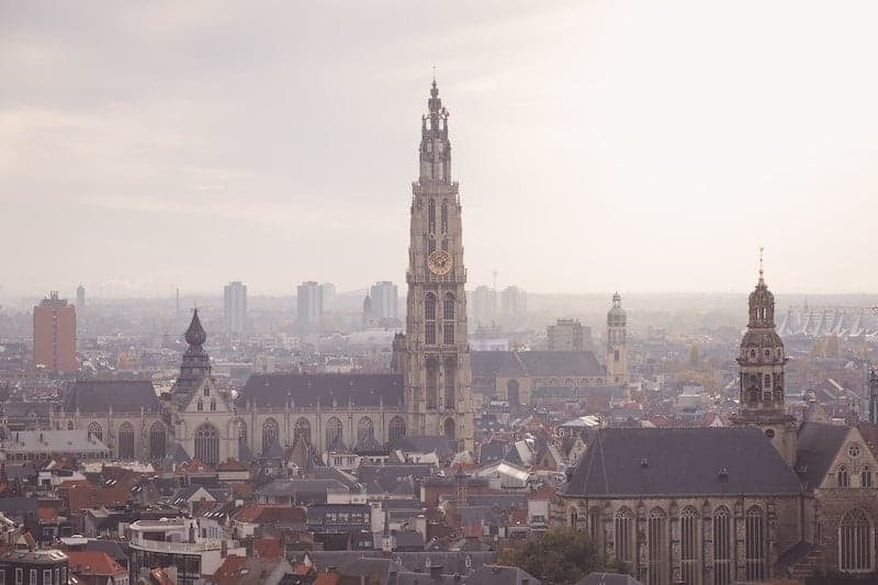 Antwerp Pride - LGBT Pride Parade Antwerp Belgium
