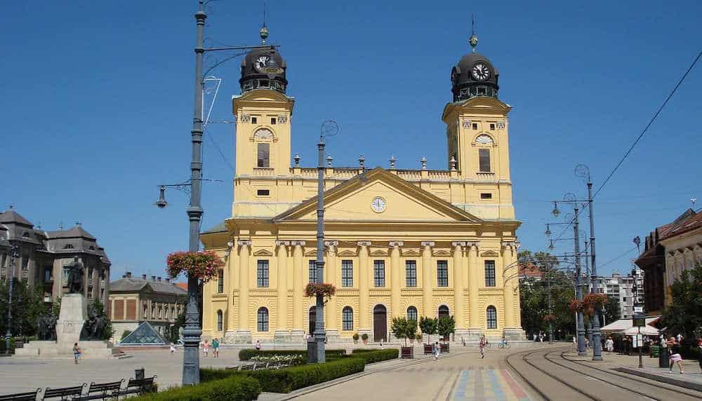 Cool cities in Hungary - Debrecen