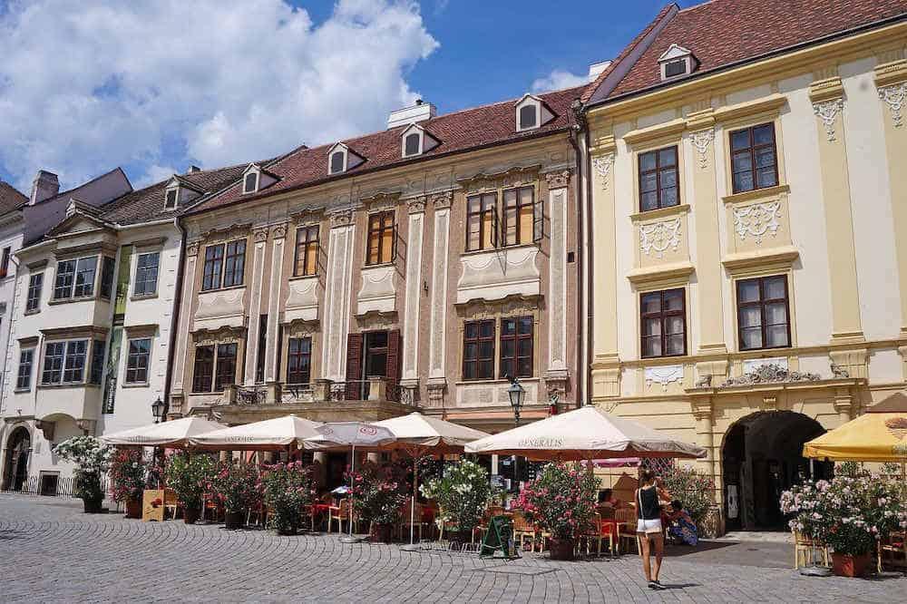Best cities in Hungary - Sopron