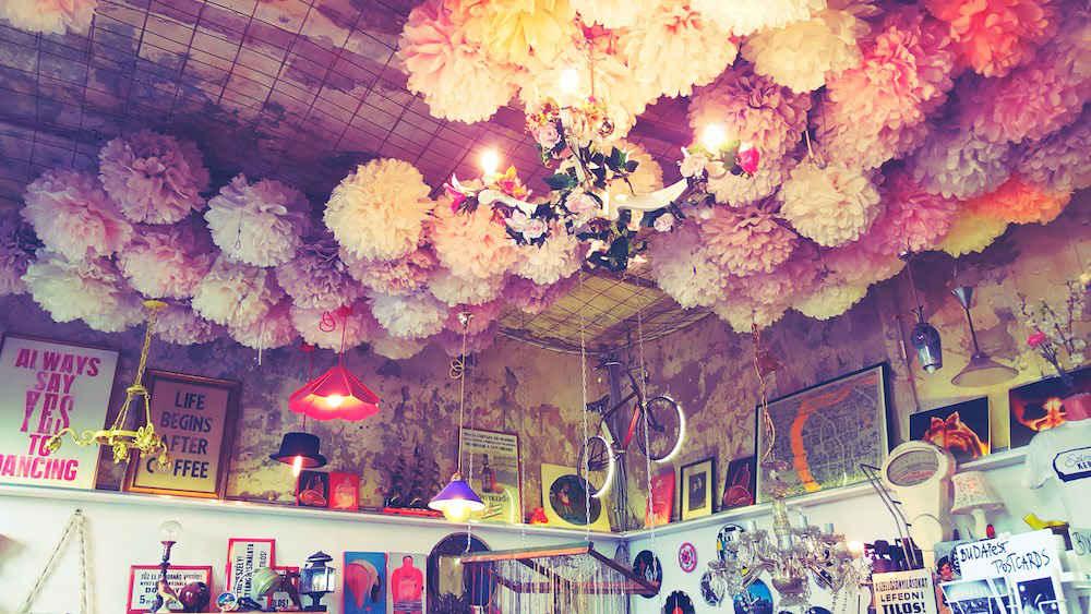 Vintage Shops Budapest