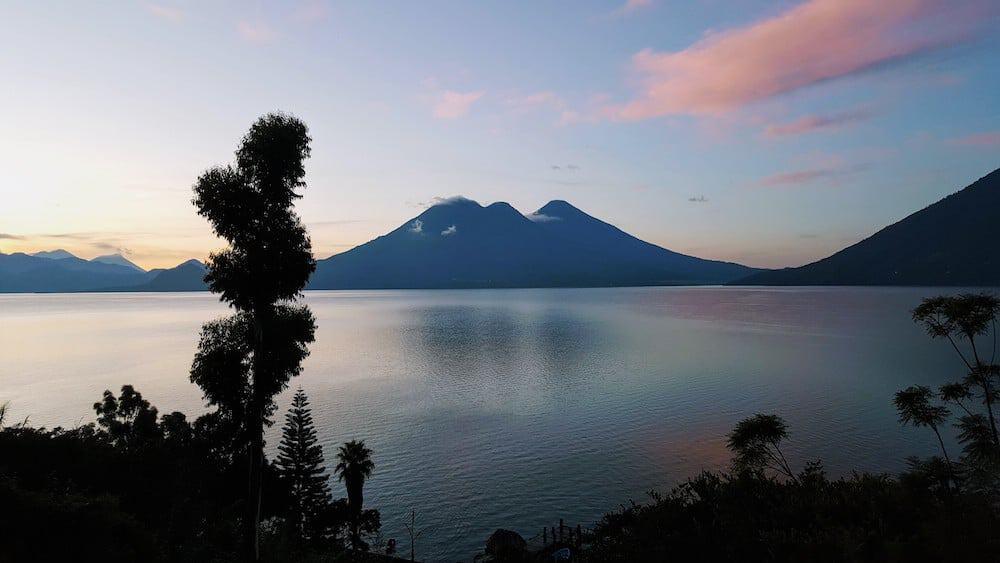 Guatemala-itinerary-Lake-Atitlan