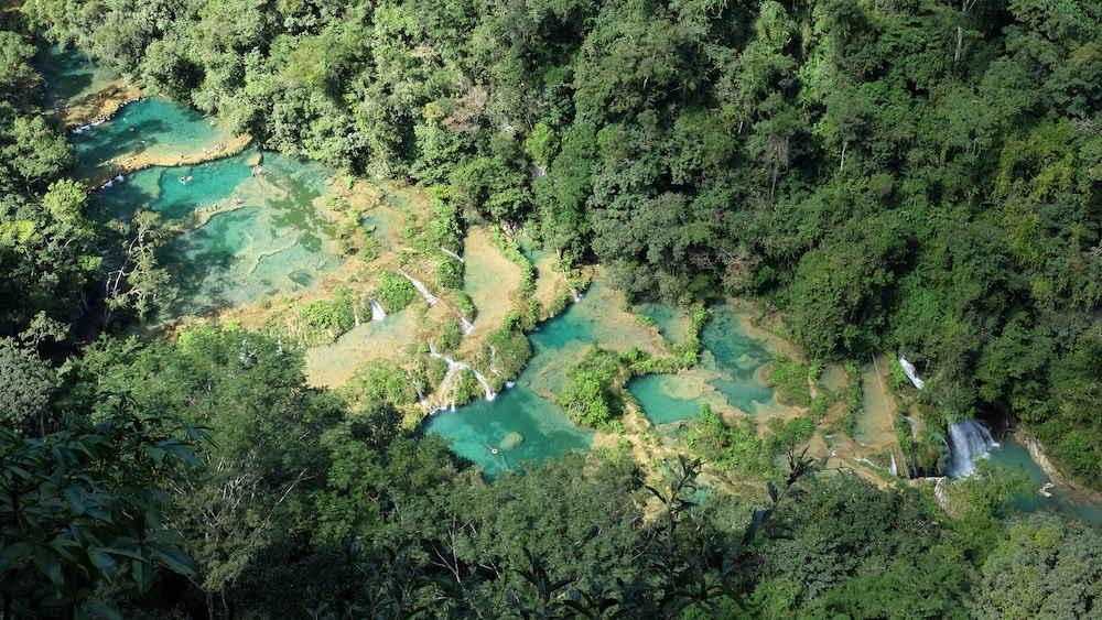 Guatemala-itinerary-Semuc-Champey