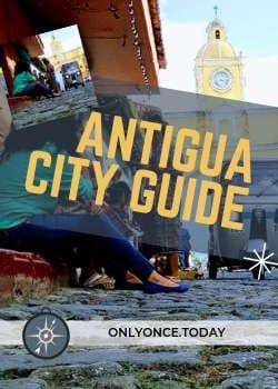 Antigua City Guide