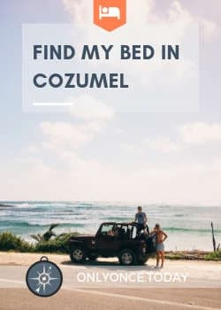 Where to stay in Cozumel - Mexico
