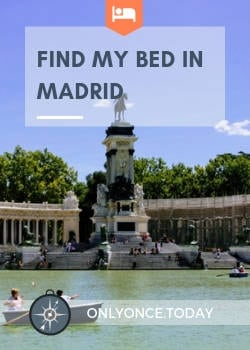 Where to stay in Madrid - Spain