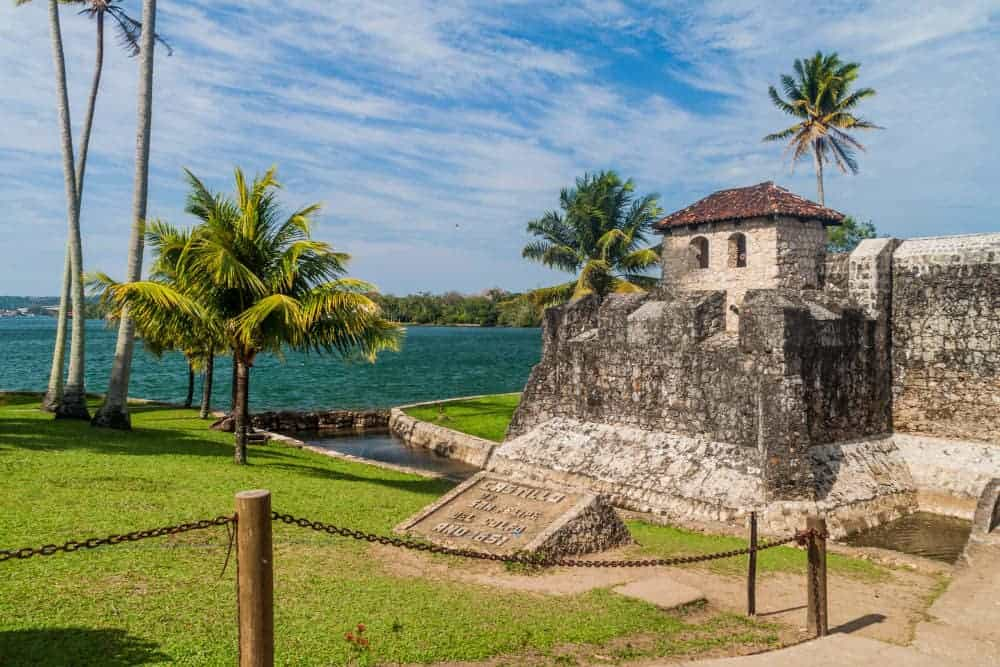 Castillo de San Felipe - Rio Dulce Guatemala