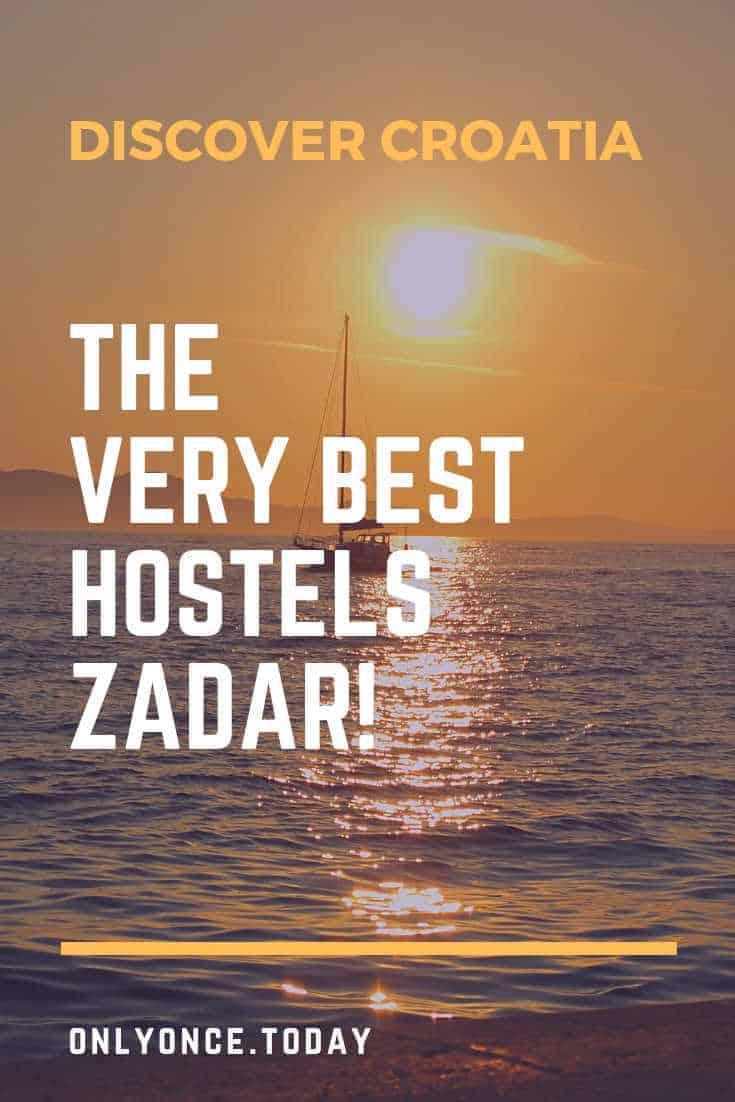 Find the best hostel in Zadar - Where to stay in Zadar - Croatia