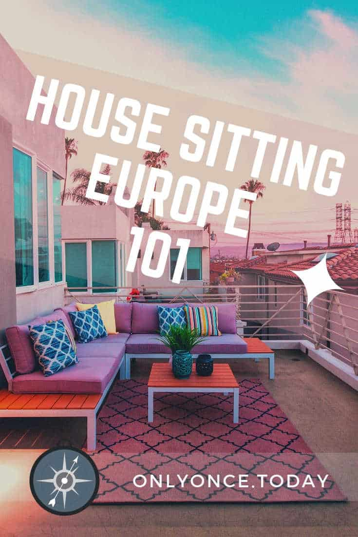 Housesitting Europe - How to become a house sitter