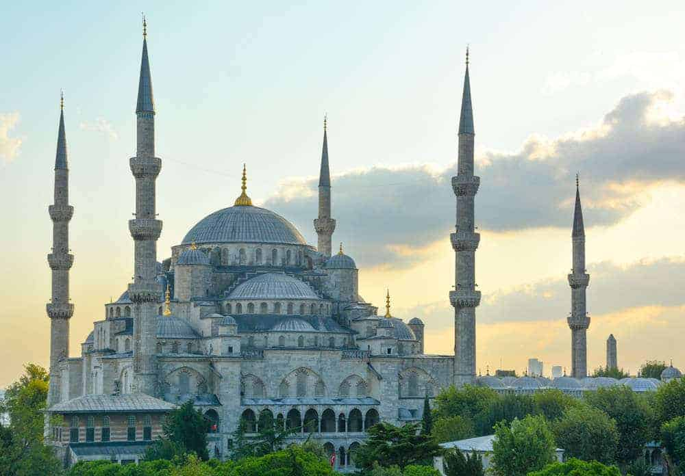 Istanbul - 7 Best Interrail Routes for Europe - Interrail Itinerary Ideas