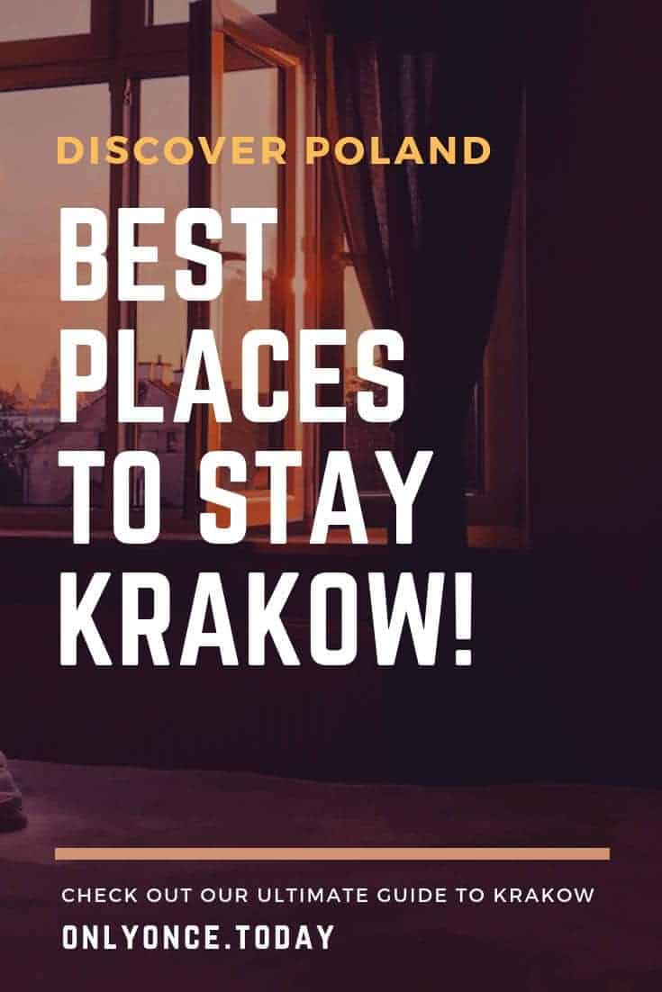 Krakow Best Places to stay - Poland