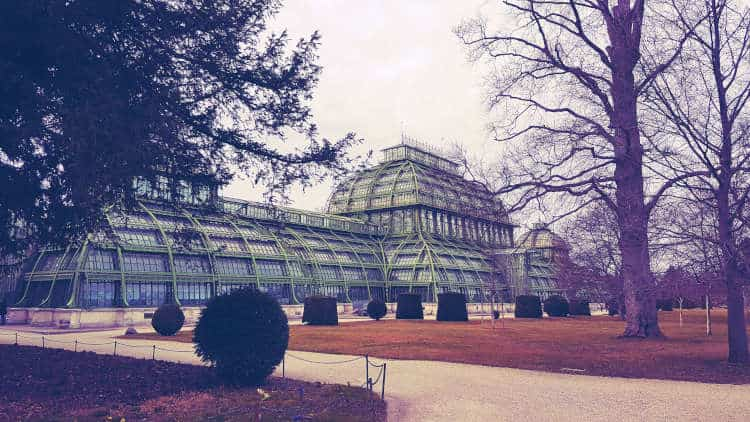 Palmenhaus Schönbrunn