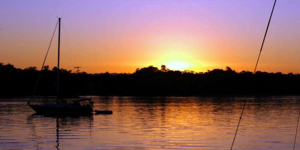 Rio Dulce harbor