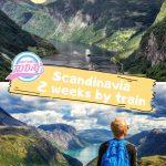 Scandinavia in 2 weeks by train
