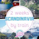 Scandinavia by train in 2 weeks