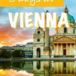 3 days in Vienna