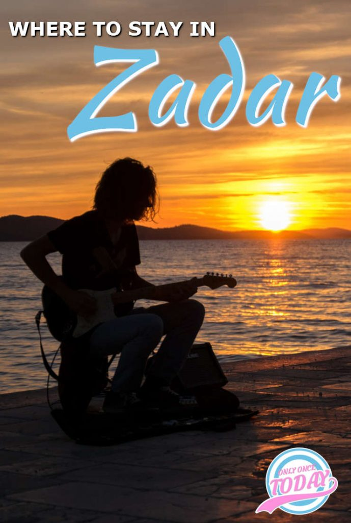 Where to stay in zadar
