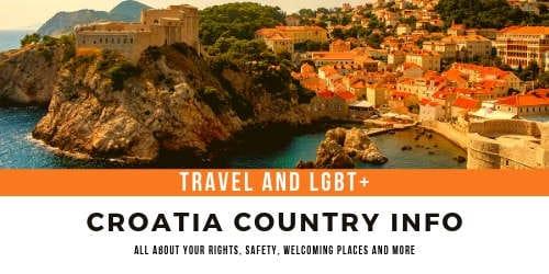 Croatia LGBT country info
